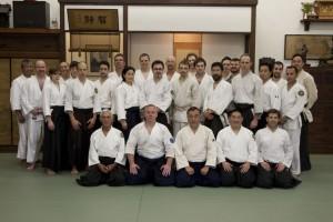 O'Sensei Memorial Seminar 2010