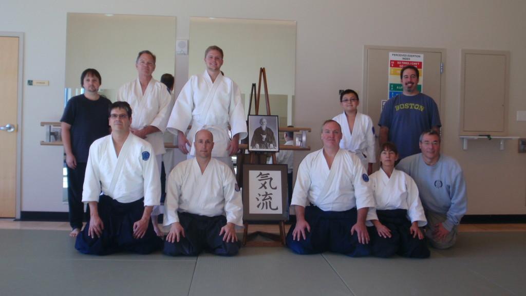 Kiryu Aikido, November 30, 2013